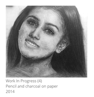 WIP Indian Girl (Step 4) by shosansharma