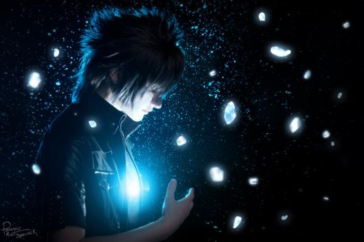 Final Fantasy XV - Noctis - Power of Kings by Krisild