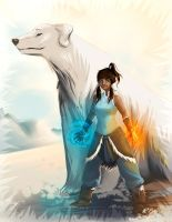 Legend of Korra by IceColdXx