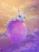 Bunny Balloon by free4fireYouTube