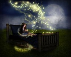 Fireflies.... by imthinkingoutloud