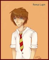 Young Remus by Marauders-club