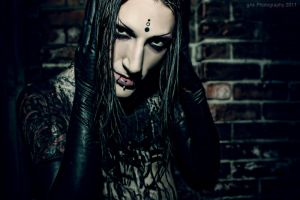 Chris Motionless by gAkPhoto