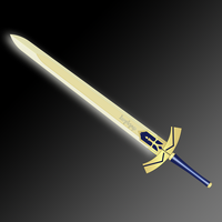 Excalibur - Sword of Promised Victory by LambdaConfiguration