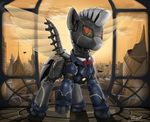 Iron Pony (request) by Yakovlev-vad