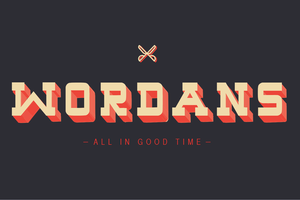 Wordans Vintage design by wordanscustomtshirts