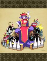 Darkstalkers Tribute- Zub by UdonCrew