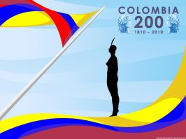 Colombia - Bicentenary by Rubenandres77