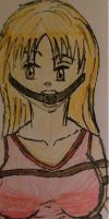 Orihime Gagged by Fireguy1234