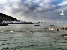 The beauty of the sea in Aden by CoderAdenPhotographe