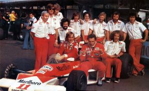 Marlboro Team McLaren (Japan 1976) by F1-history