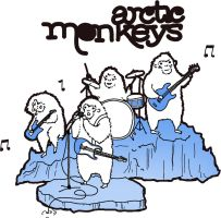 Arctic Monkeys Nananana by Out-of-the-rain