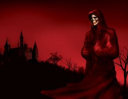 Masque of the Red Death by tlmolly86