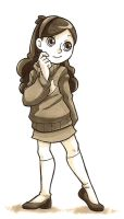 mabel pines by alienfirst