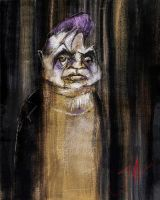 FRANCIS BACON by JALpix