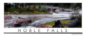 Noble Falls by Furiousxr