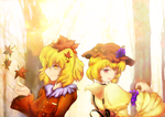 Autumn Sisters Colors by mao-l