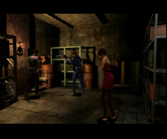 Resident Evil 6 PS1 Version by RPGxplay