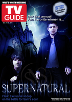 SN TV Guide Cover - Fanmade 2 by jessicarae24