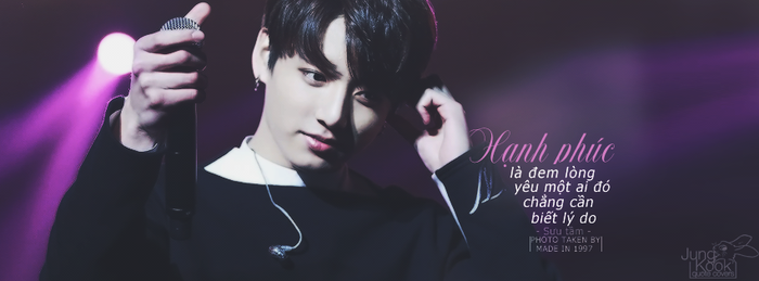 [080216][QUOTE COVER] BTS JUNGKOOK / DEBUT by TT27