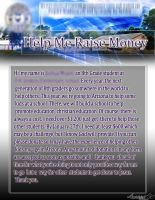 Custom request- Fundraiser Newsletter Request by BCMmultimedia