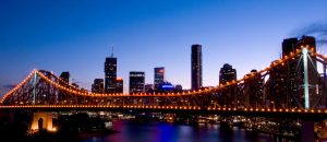 Brisbane Storey Bridge by ShaniTara