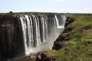 Victoria Falls by Arkinhas