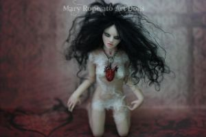 Keepsake by MaryRopelatoArtDolls
