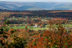 Fall colors in upstate ny by imaginee