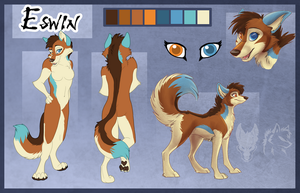 Eswin Reference Sheet by EswinOriginals