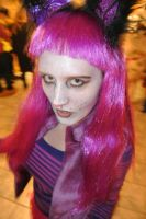 My cheshire cat costume by insignificantartist