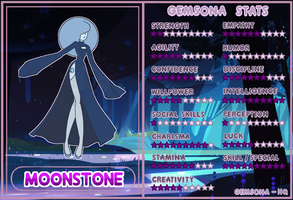 MoonStone Stats by SakiCakes