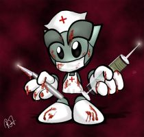 Mad nurse by teufelchenonline