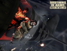 brothers in arms wallpaper 3 by StarAdder