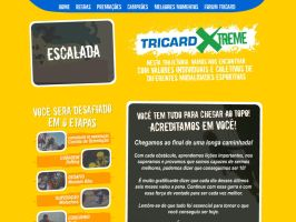 TricardXtreme Website by Adhago