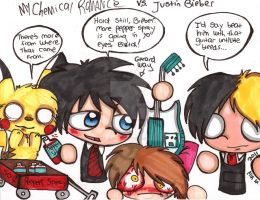 My Chemical Romance Kills JB by Violent-Rainbow