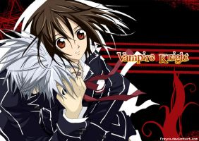 Vampire Knight Wallpaper by freyra