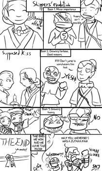 Shippers' evolution -WIP by SandraMJ