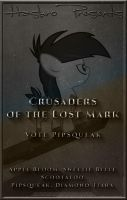 MLP : Crusaders of the Lost Mark - Movie Poster by pims1978