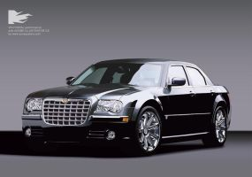 VECTORISATION CHRYSLER 300 C by yovasystem