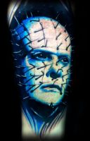 Pinhead by Witnesstheart