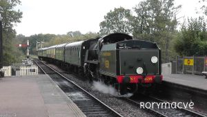 Southern Railway 1638 at Sheffield Park by The-Transport-Guild
