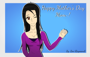 Happy Mothers Day by Modern-Yin