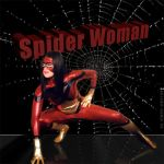 Spider Woman by AVAdesign