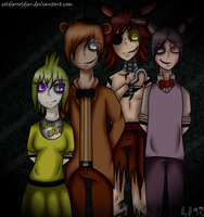 Five Nights at Freddy's by ColdierSoldier