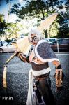 Nier - I will save Yonah by GrimoireCosplay