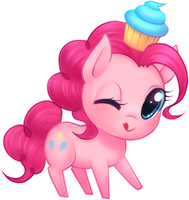 Cupcake Hat by littlemissfawn