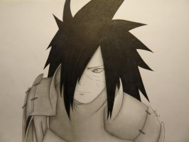 Madara Uchiha by Jennux3