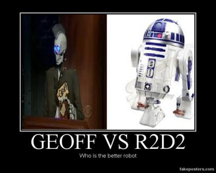 who is the better robot by WeirdAlsFollower