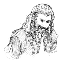 Hobbit: Fili by Eleaun